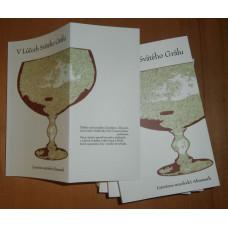 """""""VLúčoch Svätého Grálu"""", literárno-umelecký Almanach, ročník 1(slovensko-česko verzia)"""