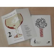 """""""VLúčoch Svätého Grálu"""", literárno-umelecký Almanach, ročník 2(slovensko-česko verzia)"""