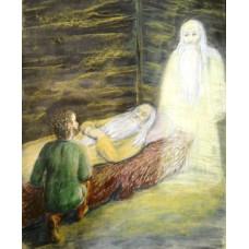 """Zoroaster (Ilustrácia ku knihe """"Zoroaster"""")"""
