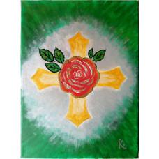 Ruža, Láska